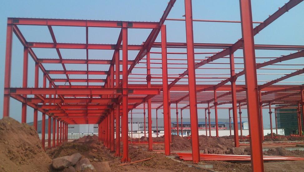 四川三维玻璃钢结构办公室(钢结构厂房)